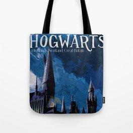 The best wizarding school Tote Bag