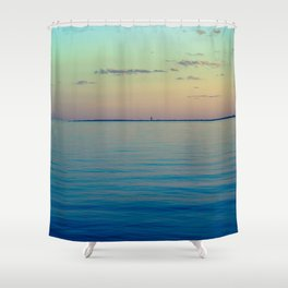 Enough To Let You Go Shower Curtain