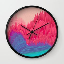 nchntdfrst Wall Clock