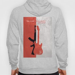 """""""War is over if you want it"""" Hoody"""