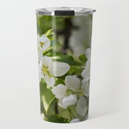 Crabapple Blossoms 13 Travel Mug