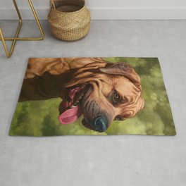 Tosa Inu Rug
