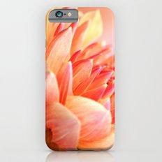 Dahlia Glow Macro Slim Case iPhone 6s