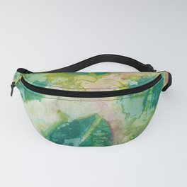 Maybe Leaves Fanny Pack