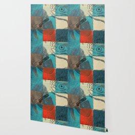 Jolis Parrots 3 Wallpaper