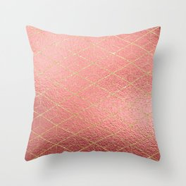 Boxed Up Throw Pillow