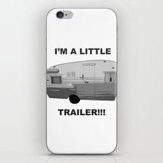 Trailer Trash 2 iPhone & iPod Skin