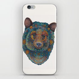 Constellation Bear iPhone Skin