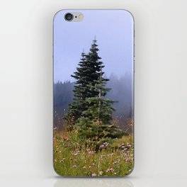 High Upon A Mountain iPhone Skin
