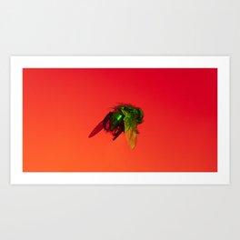 Bugged #08 Art Print