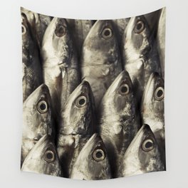 Fresh Fish Wall Tapestry