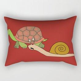 Fast And Furious Rectangular Pillow