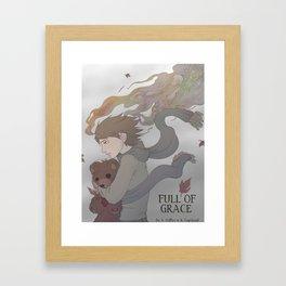 Full of Grace - Cover Framed Art Print