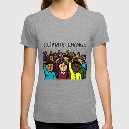 Activists Climate Change T-shirt