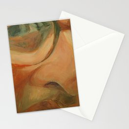 The Man With the Look - the Look II Stationery Cards