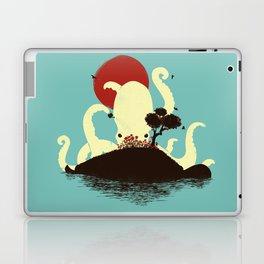 Octopus's Garden Laptop & iPad Skin