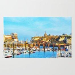 Dieppe Harbour Rug