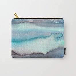 17     | 191215 | Abstract Watercolor Pattern Painting Carry-All Pouch