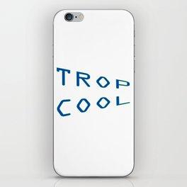 Trop Cool iPhone Skin