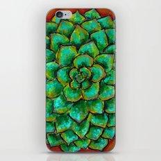 Succulent Mandala iPhone & iPod Skin
