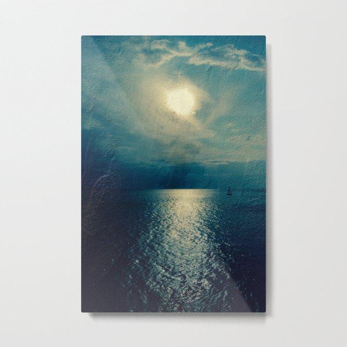 Sea of Dreams II Metal Print