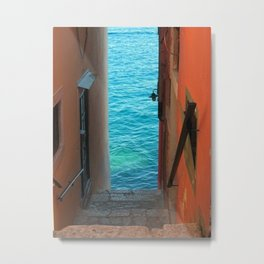 Hvar We Go Metal Print