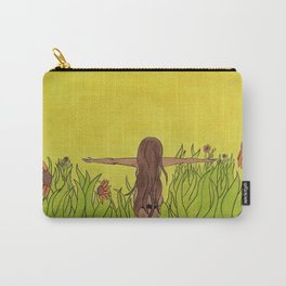 Pure Bliss Carry-All Pouch
