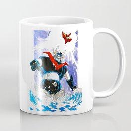 The Great Mazinger and Brian Condor Coffee Mug