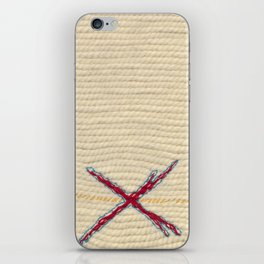 Yarns: XL Wool iPhone Skin