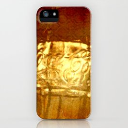 Goddamn Empty Bottle iPhone Case