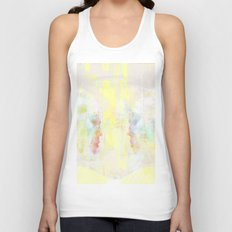 love at first sight Unisex Tank Top
