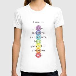 Chakra Meditation T-shirt