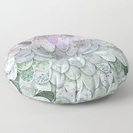 MAGIC  MERMAID Floor Pillow
