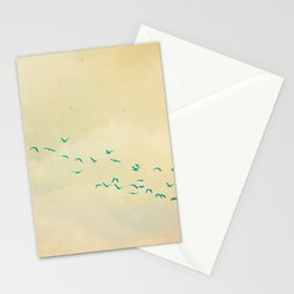The Birds Stationery Cards