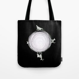 Marauders Moon Tote Bag