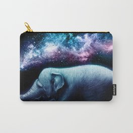 Elephant Splash Carry-All Pouch