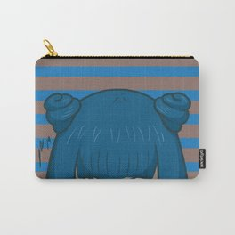 Sandy Sea Carry-All Pouch