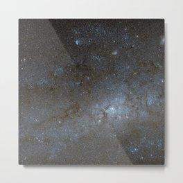 Spiral Galaxy NGC 247 Metal Print