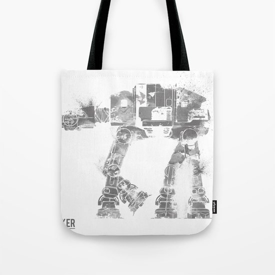 Star Wars Vehicle AT-AT Walker Tote Bag
