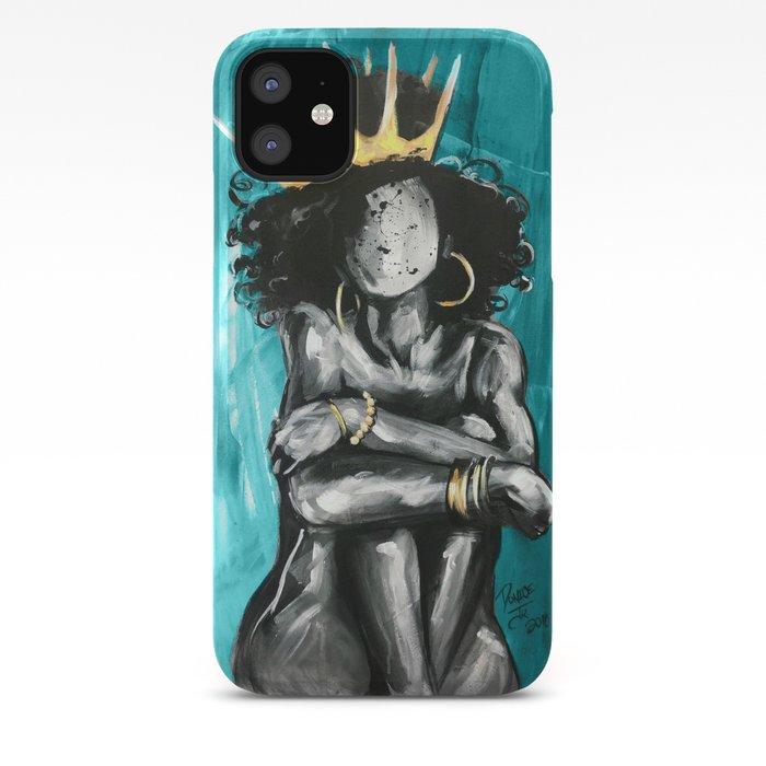 Naturally Queen II iphone 11 case