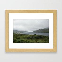 Fog of Ireland Framed Art Print