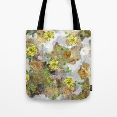 In to the woods Tote Bag
