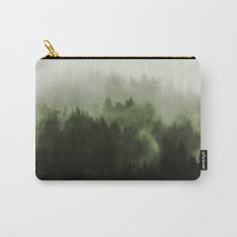 Drift - Green Mountain Forest Carry-All Pouch