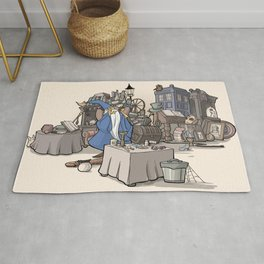 Collection of Curiosities Rug