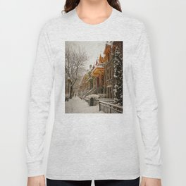 The Great Silence Long Sleeve T-shirt