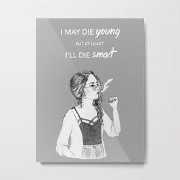 Alaska Young Metal Print