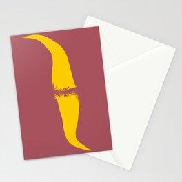 Cobre rosa amarelo 01 Stationery Cards