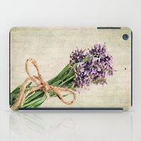 lavender iPad Cases featuring Lavender by ThePhotoGuyDarren