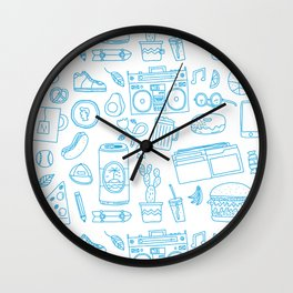 These are some of the things I like. Wall Clock