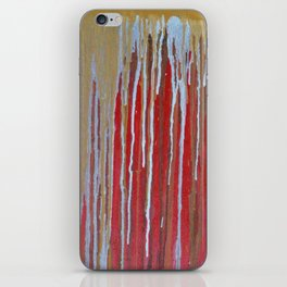 Red iPhone Skin